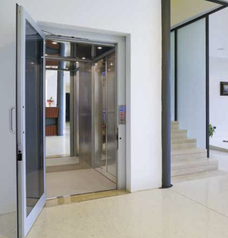 Caledonian stairlifs vimec easy living e06 domestic elevator for Easy living elevators