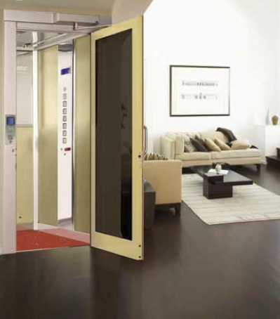 Caledonian stairlifs vimec easy living e06 domestic elevator for Easy living elevators